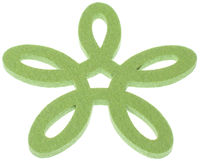Lilja Trivet Small, green