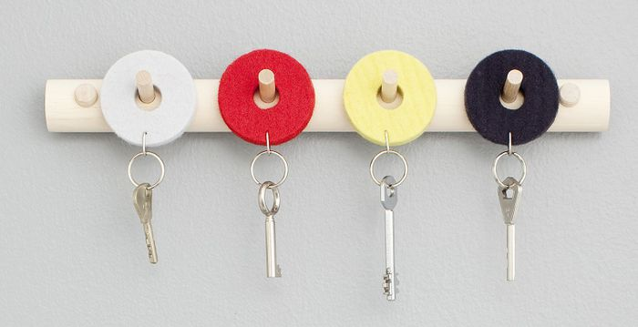 Oksa Key Rack