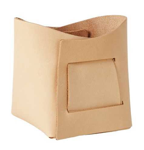 Kori Leather Box, medium