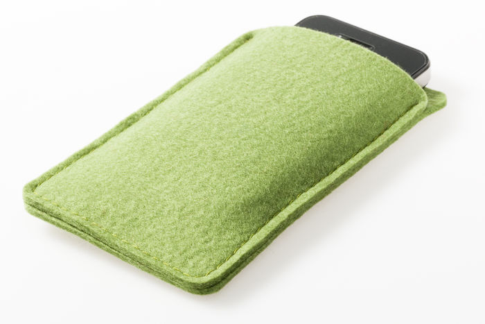 iPhone Case, green
