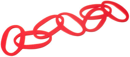 SILMU Trivet Long (66cm), red