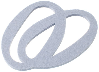 SILMU Trivet Small, blue-grey